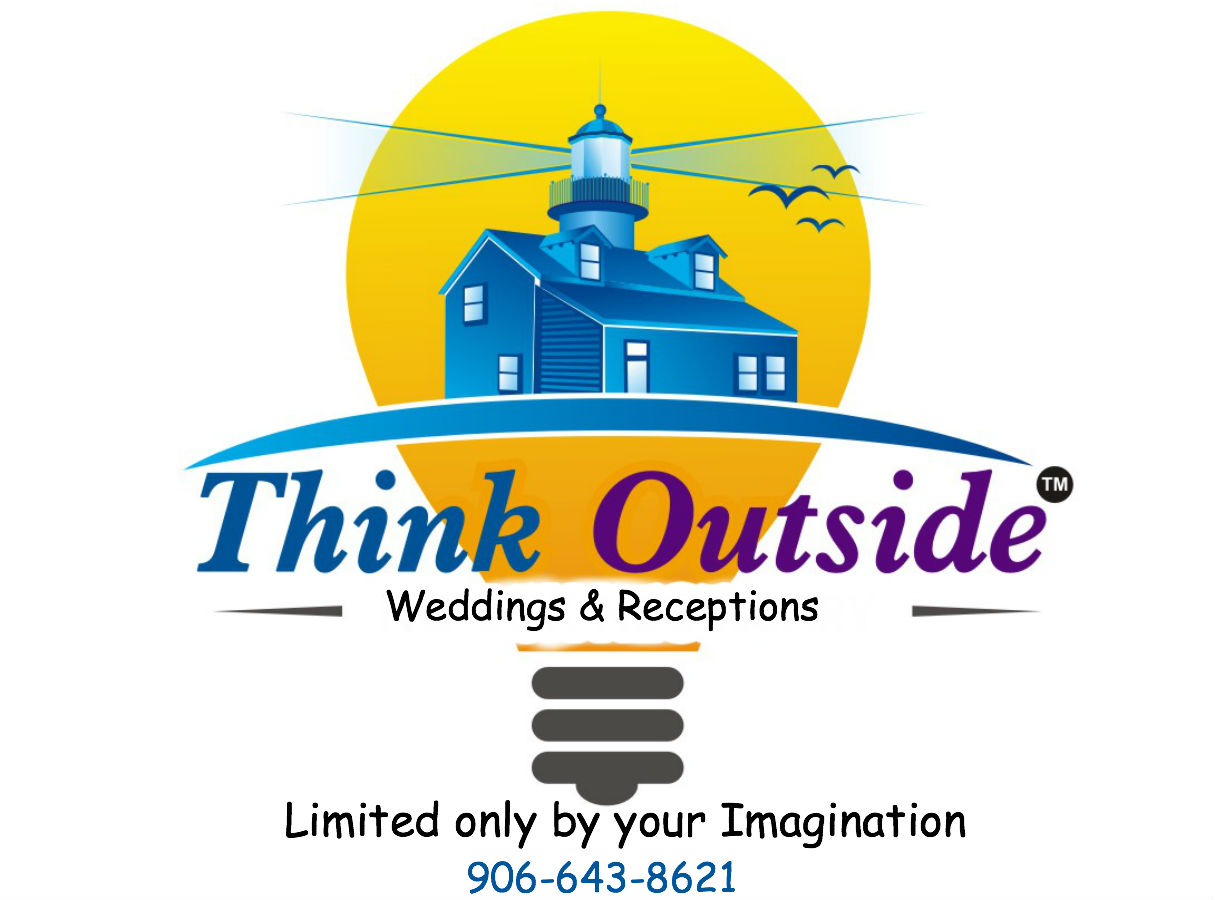 The place for Outside Waterfront Weddings  in Northern Michigan